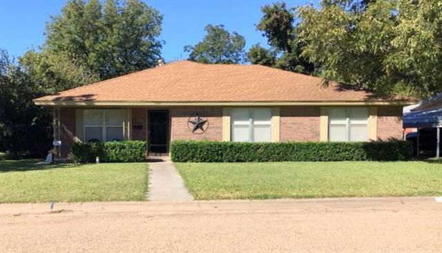Photo of 1003 N Ave G  Haskell  TX