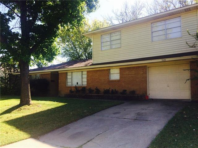 Photo of 7608 Deaver Drive  North Richland Hills  TX