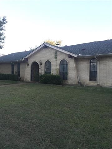 Photo of 2512 Castle Street  Irving  TX