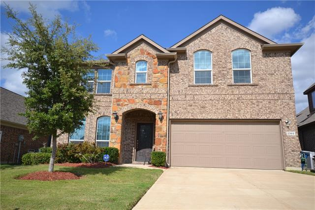 2365 Elm Valley Drive, Little Elm New Listings for Sale