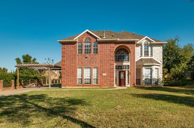 Photo of 3820 Consolvo Drive  Flower Mound  TX