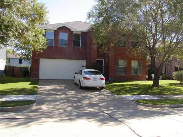 2609 Peach Drive, Little Elm Two Story for Sale