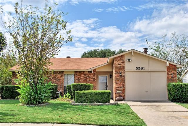 Photo of 5561 Russell Drive  The Colony  TX