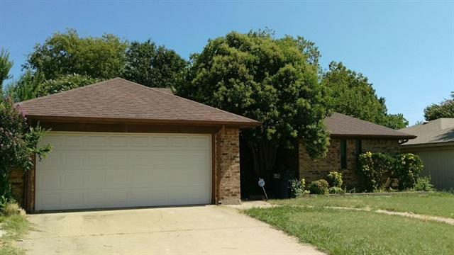 Photo of 6309 Woodstream Trail  Fort Worth  TX