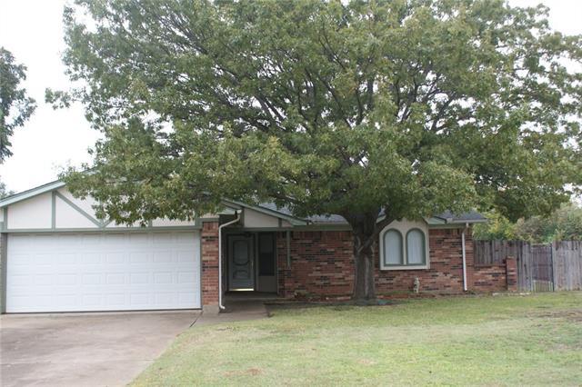 Photo of 5201 Marshfield Court  Arlington  TX