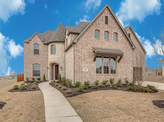 2627 Seabiscuit Road, Celina in Collin County, TX 75009 Home for Sale