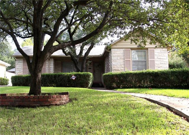 Photo of 1312 Bluebonnet Drive  Fort Worth  TX