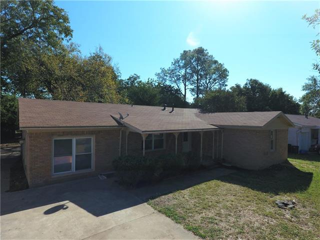 Photo of 3404 Henry Drive  Richland Hills  TX