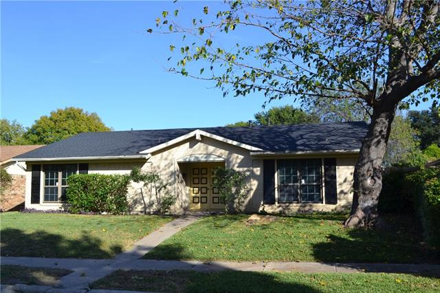 Photo of 2506 Richcreek Drive  Garland  TX
