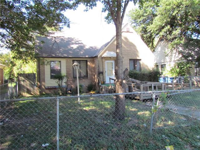 Photo of 1243 Harlandale Avenue  Dallas  TX