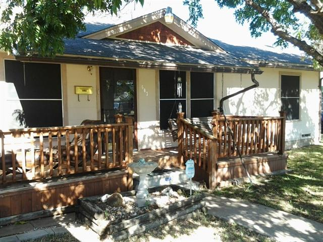 Photo of 603 Jefferson Street  Hillsboro  TX