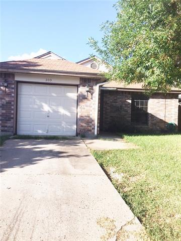 Photo of 209 Rodeo Drive  Keller  TX
