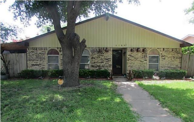 Photo of 4329 Thicket Drive  Garland  TX