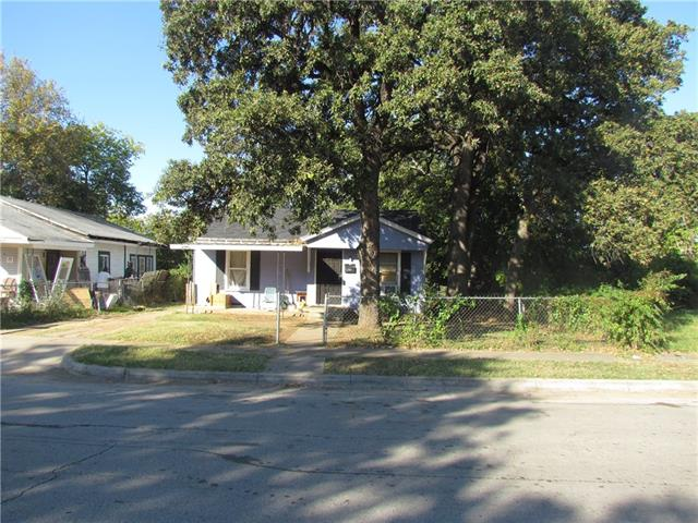 Photo of 1604 Andrew Avenue  Fort Worth  TX