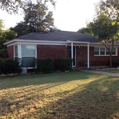 Photo of 6301 Calmont Avenue  Fort Worth  TX