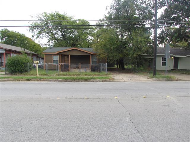 Photo of 3709 Stalcup Road  Fort Worth  TX