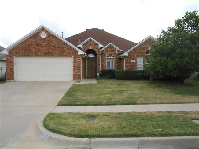 Photo of 1338 Lyra Lane  Arlington  TX