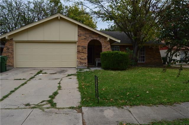 Photo of 4822 Wildbriar Drive  Garland  TX