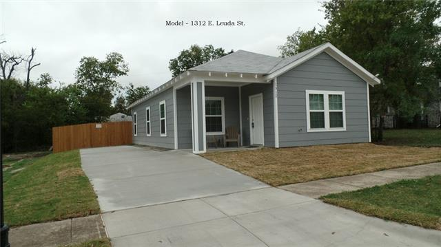 Photo of 1530 E Leuda Street  Fort Worth  TX
