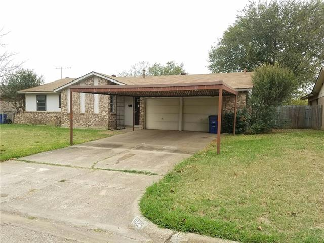 Photo of 1025 Coury Road  Everman  TX
