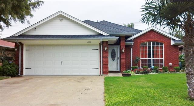 Photo of 6806 Buenos Aires Drive  North Richland Hills  TX