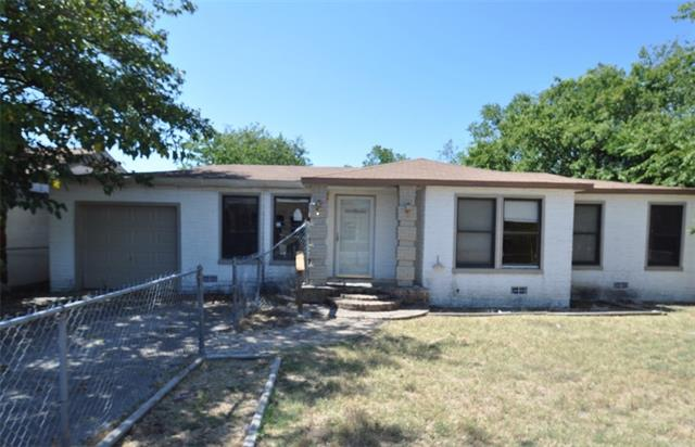 Photo of 5311 Buchanan Street  Sansom Park  TX