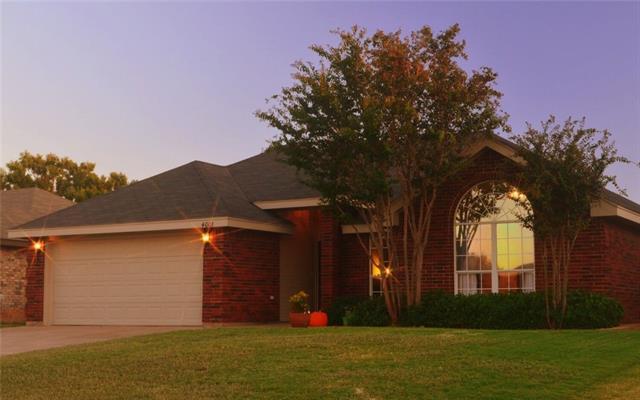 Photo of 4001 Sera Drive  Abilene  TX