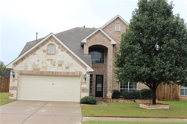 Photo of 521 Wade Court  Euless  TX