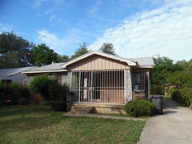 Photo of 1712 Daniel Street  Fort Worth  TX