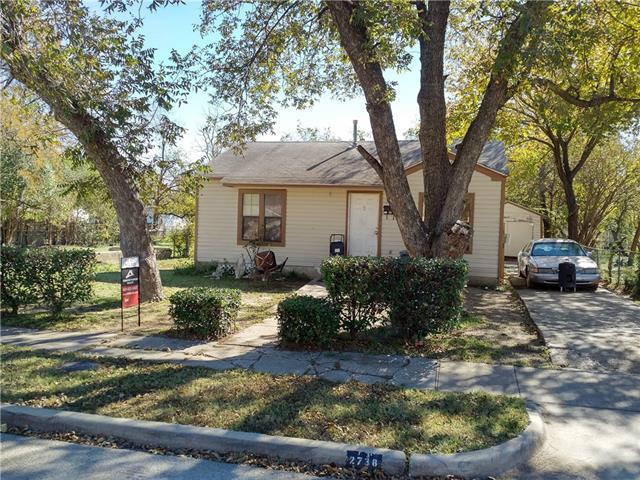 Photo of 2738 Moffatt Avenue  Dallas  TX