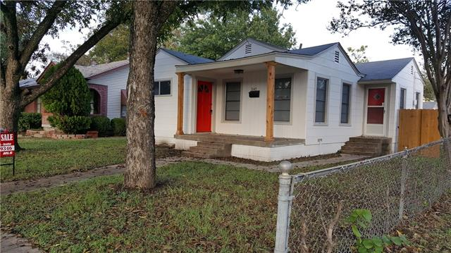 Photo of 3645 6th Avenue  Fort Worth  TX
