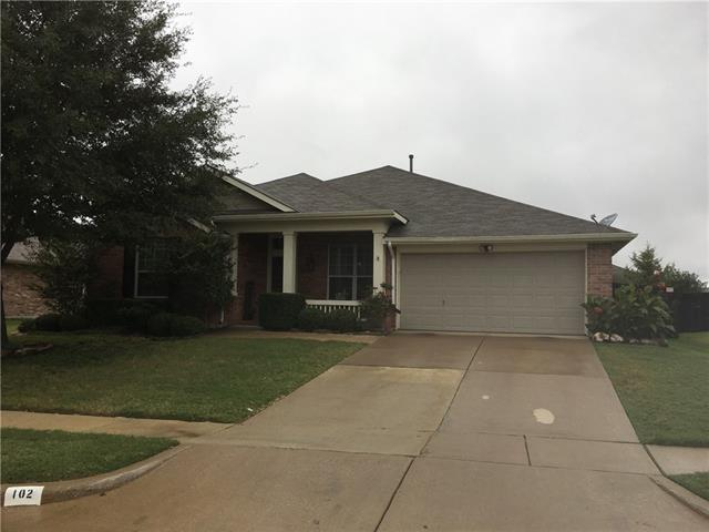 102 Fieldwood Ct, Forney, TX 75126