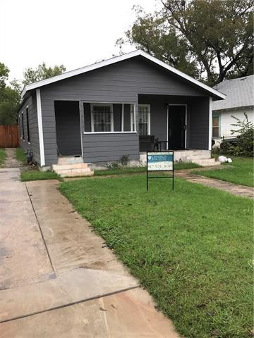 Photo of 1415 E Terrell Avenue  Fort Worth  TX