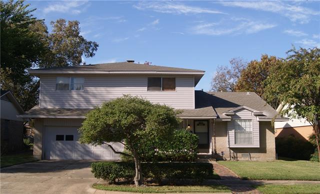 Photo of 3921 Douglas Drive  Garland  TX