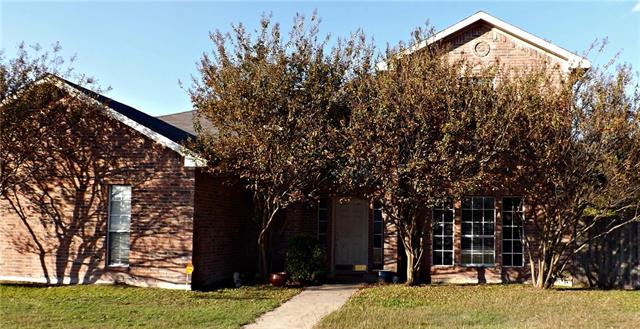 Photo of 711 Hill Meadow Drive  Midlothian  TX