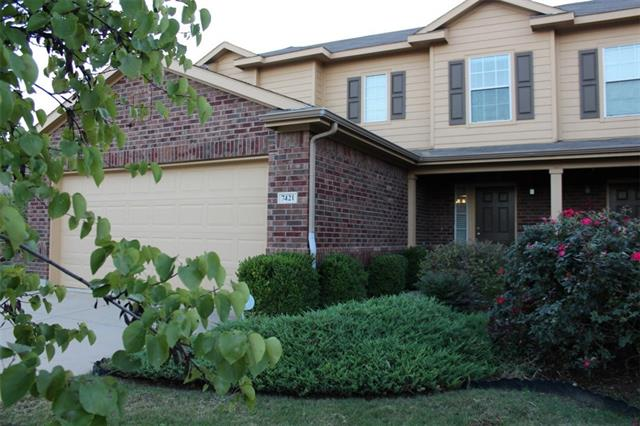 Photo of 7421 Howling Coyote Lane  Fort Worth  TX