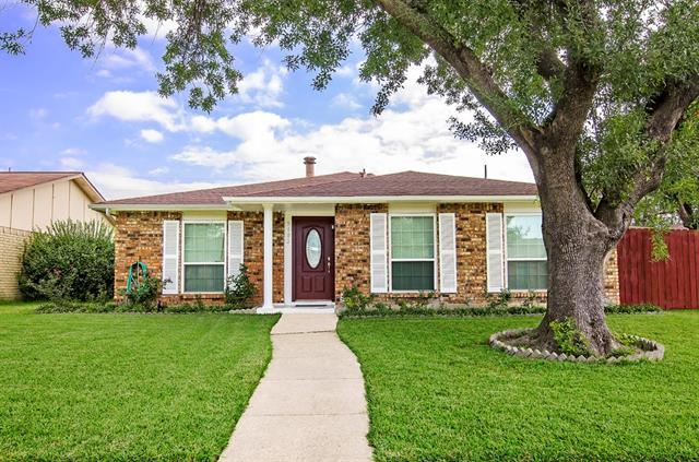 Photo of 3102 Flameleaf Street  Garland  TX