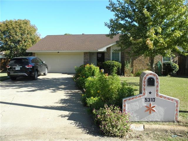 Photo of 5310 Teresa Lane  Abilene  TX
