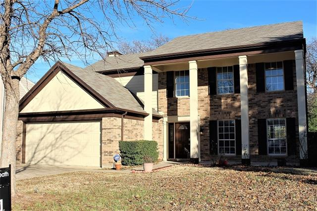 Photo of 4615 Ainsworth Circle  Grapevine  TX