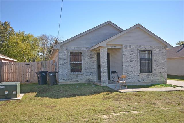 Photo of 2909 Dillard Street  Fort Worth  TX