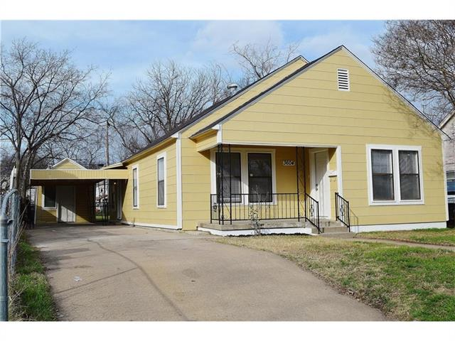 Photo of 3604 Willing Avenue  Fort Worth  TX