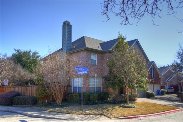 Photo of 14596 Longfellow Court  Addison  TX