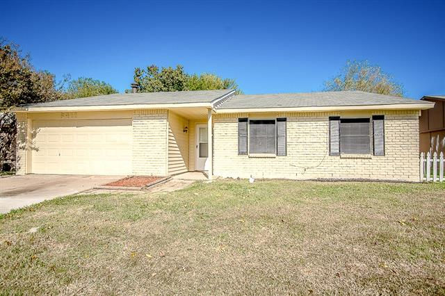 Photo of 5417 Baker Drive  The Colony  TX