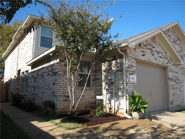 Photo of 412 Bellevue Lane  Arlington  TX
