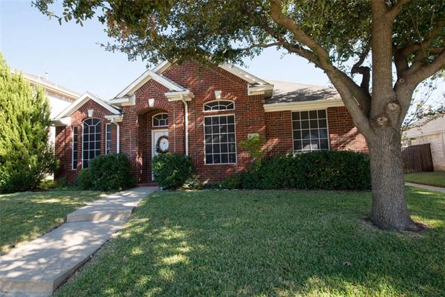 Photo of 1617 Nightingale Drive  Lewisville  TX