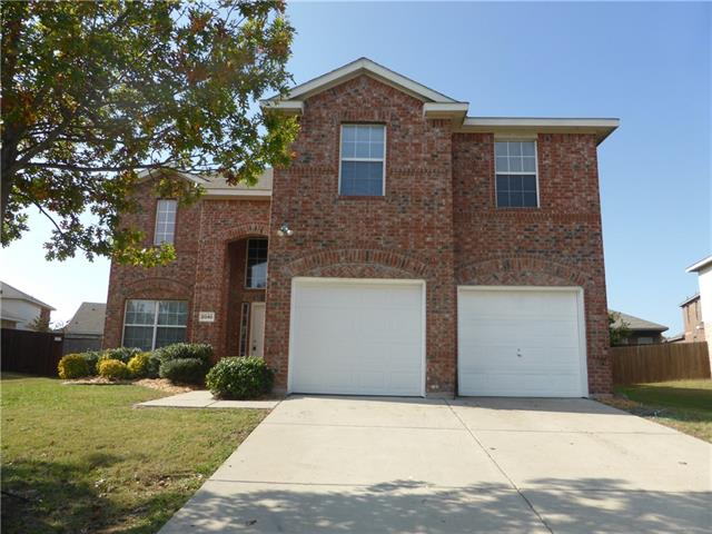 Photo of 2040 Forest Meadow Drive  Princeton  TX