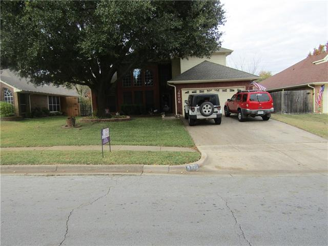 Photo of 4306 GREENWOOD Lane  Grapevine  TX
