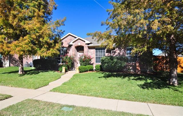 Photo of 1420 Glendover Drive  Allen  TX