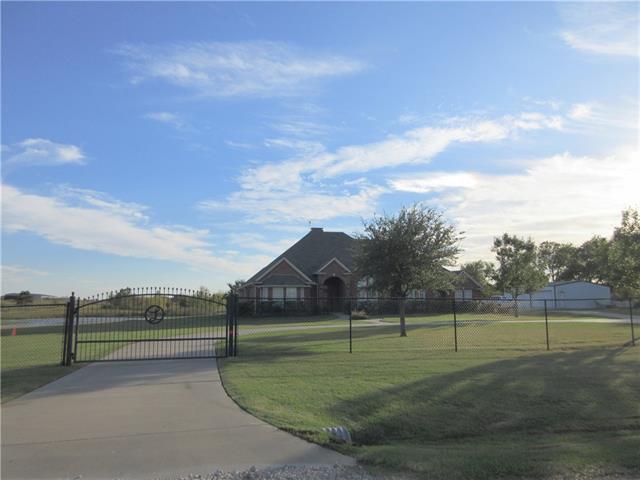 Photo of 11255 Jackson Road  Krum  TX