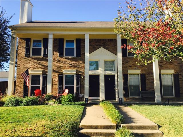 Photo of 2321 Forestbrook Drive  Garland  TX